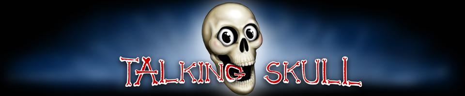 Talking Skull